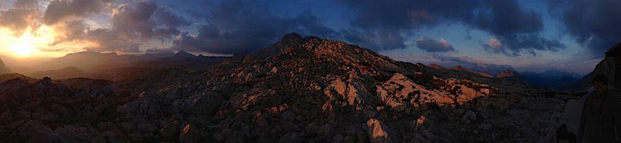 Panorama-Berg